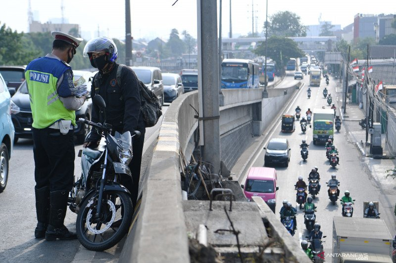Operasi Patuh Jaya 2020 catat 99.835 pelanggar dalam dua ...